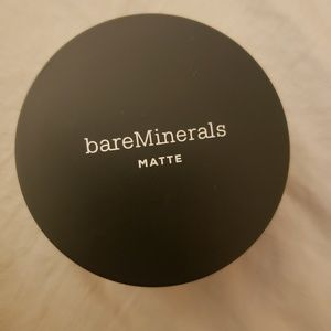 Bareminerals matte face powder